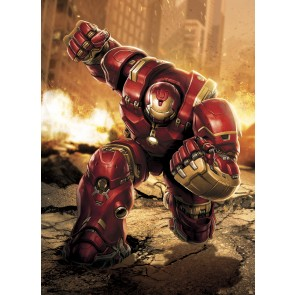 Fototapeta - Avengers Hulkbuster