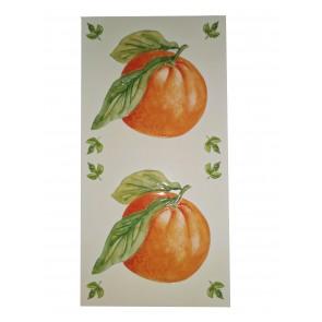 Decor style pomaranče -