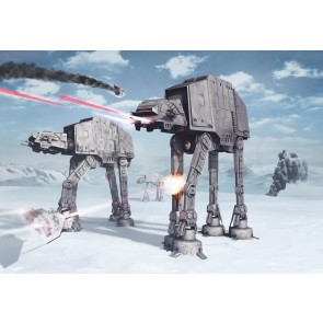 Fototapeta - STAR WARS Battle of Hoth