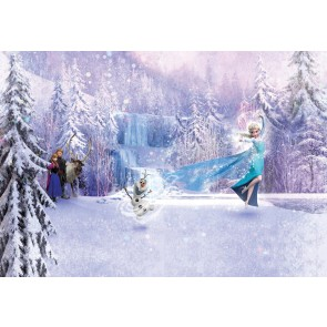 Fototapeta - Frozen Forest
