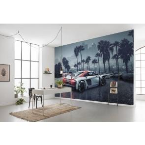 Fototapeta - Audi R8 L.A.