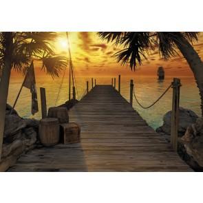 Fototapeta - Treasure Island