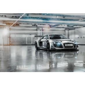 Fototapeta - Audi R8 Le Mans