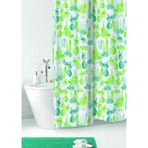 Kopalniška zavesa - Vinil Cactus zelena