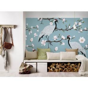 Foto tapeta - Japanese Cranes