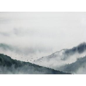 Foto tapeta - Gloomy Landscape 1