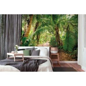 Foto tapeta - Palm Walk