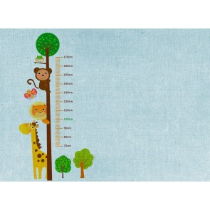 Foto tapeta - Kids Grow Stick 1