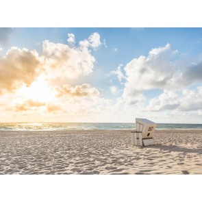 Foto tapeta - Beach Chair