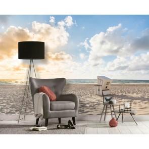 Foto tapeta - Beach Chair