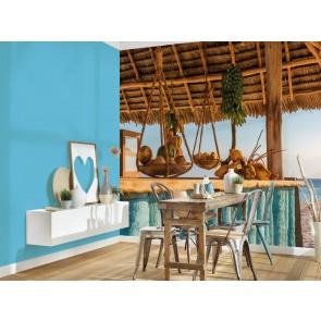 Foto tapeta - Beach Bar