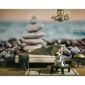 Foto tapeta - Stone Beach 1