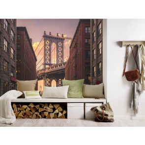 Foto tapeta - Brooklyn Bridge