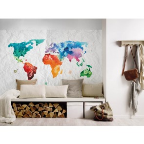 Foto tapeta - Colourful World 2