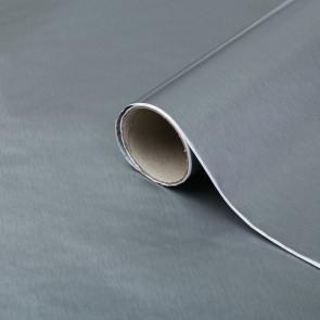 Samolepilna folija - Metalik Brush srebrna