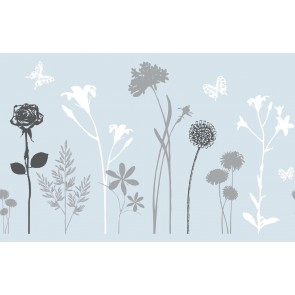 Statik folija - Transparent Premium Blossom