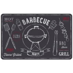 Namizni pogrinjek - Rio Barbecue schiefer
