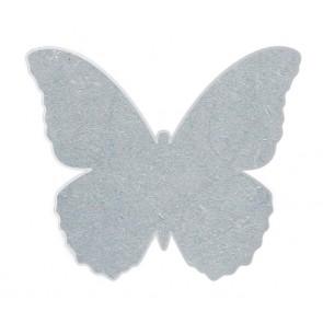 Uteži za prte - Magnet metulj