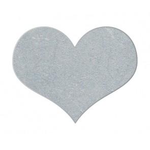 Uteži za prte - Magnet srce