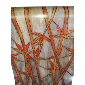 Samolepilna folija Artscape Bamboo - dekor za steklene površine