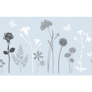 Statik folija kos - Transparent Premium Blossom