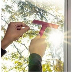 Funkcijska samolepilna folija kos - Sončna zaščita