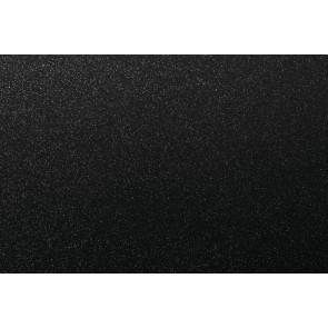 Samolepilna folija kos - Metalik črna bleščeča