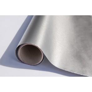Samolepilna folija kos - Metallic srebrna