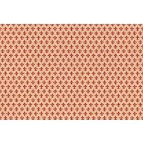 Samolepilna folija kos - Dekor Pitti rdeča