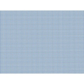 Samolepilna folija kos - Dekor Vichy modra