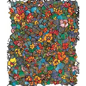 Samolepilna folija kos - Transparent Venetian Garden