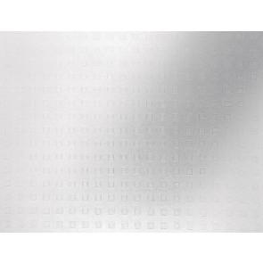 Samolepilna folija kos - Transparent Kvadratki