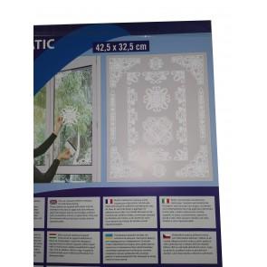 Statična nalepka Spirit 32,5x42,5cm - Classic Borders 1