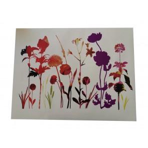 Samolepilna nalepka Spirit Flow - Meadow flowers