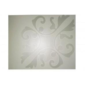 Dekor za steklene površine klasik -