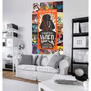 Fototapeta - Star Wars Rock On Posters