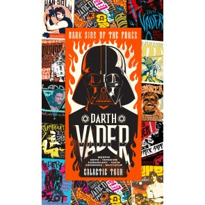 Fototapeta - Star Wars Rock On Posters