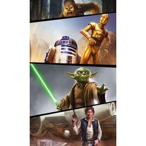 Fototapeta - Star Wars Moments Rebels