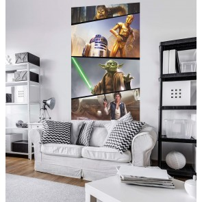 Fototapeta - Star Wars Moments Rebels