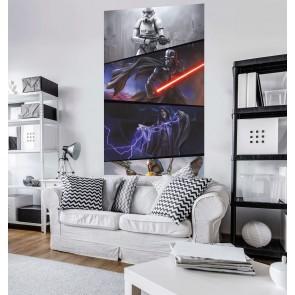 Fototapeta - Star Wars Moments Imperials