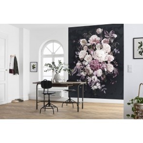 Fototapeta - Bouquet Noir