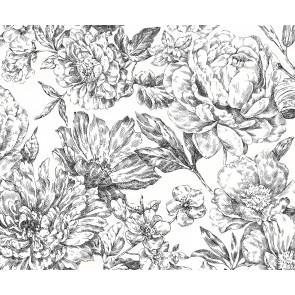 Fototapeta - Flowerbed