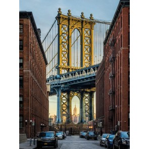 Foto tapeta - Brooklyn