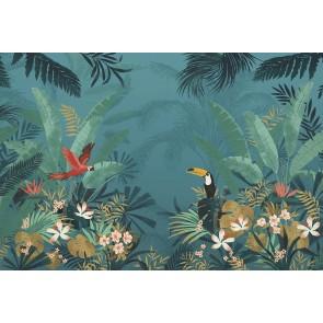Fototapeta - Enchanted Jungle