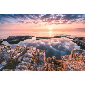 Fototapeta - Spiegelküste