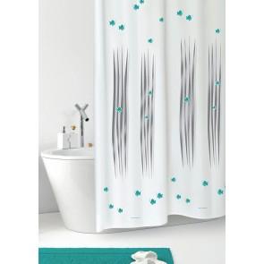 Kopalniška zavesa - Vinil Alghe zelena